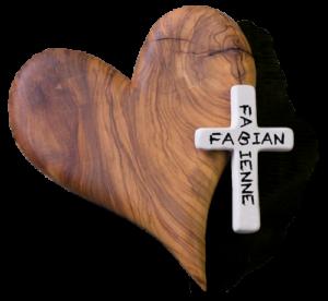 Fabienne und Fabian